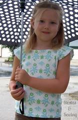 Sandbridge in rain
