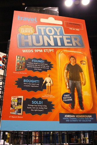 Toy Hunter booth - Star Wars Celebration VI