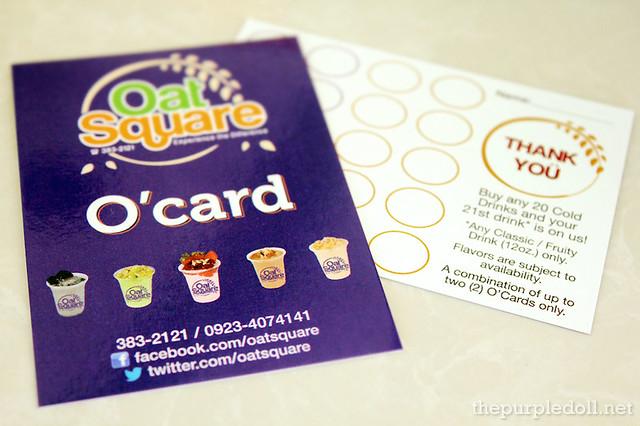 O'Card