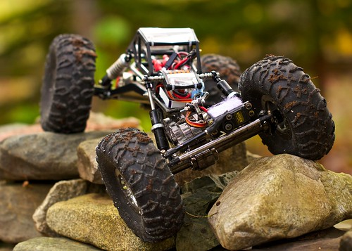 RC Rock Crawler -- Transportation in photography-on-the net