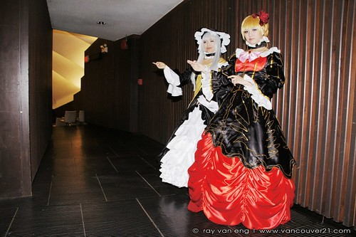 Anime Evolution: Akimatsuri 2012, anime, cosplay, manga, animation, boffer weapons play, AMV event at Simon Fraser University in Vancouver/Burnaby (Nov. 3-4, 2012)