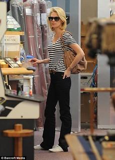 January Jones Converse Celebrity Style Women's Fashion
