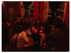 06.11.2012 Blooming Bar, Göttingen
