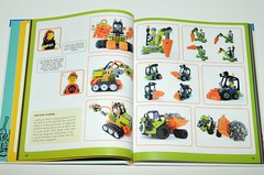 The LEGO Adventure Book: building inspiration