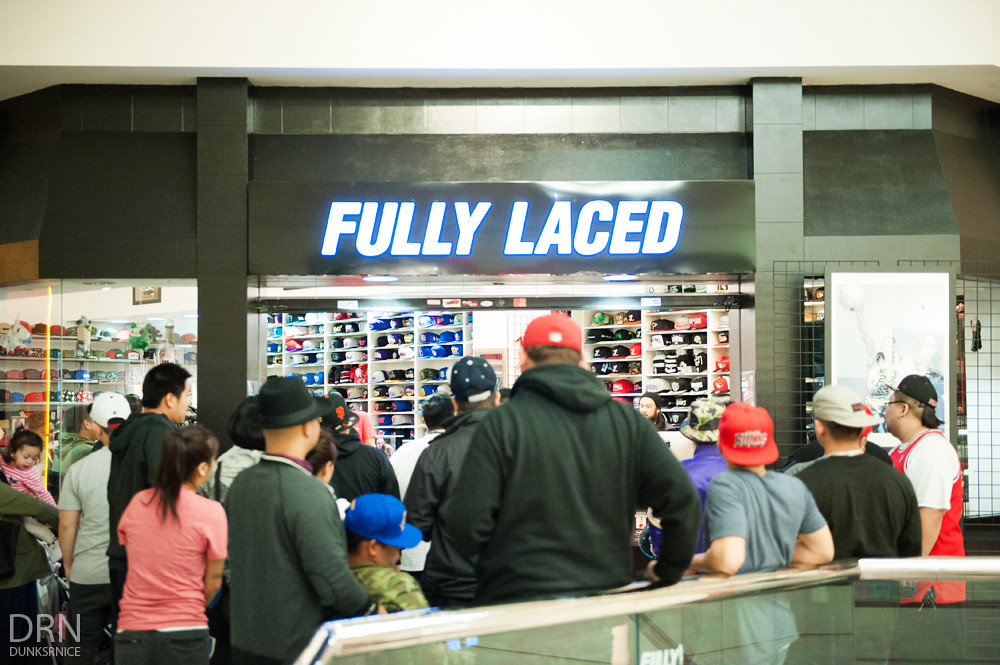 Fully Laced x Upper Deck Launch Party - 03.28.14