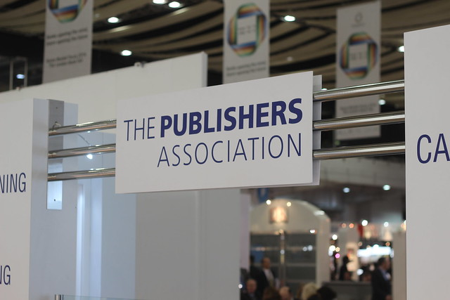 Publishers Association - London Book Fair 2014