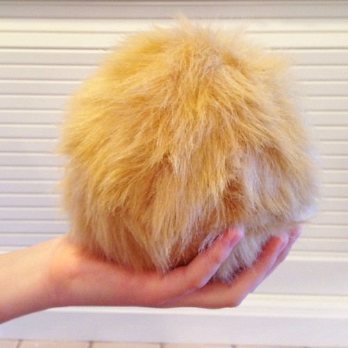 The trouble with tribbles is that they are made out of fun fur. Not always so fun! But mostly.