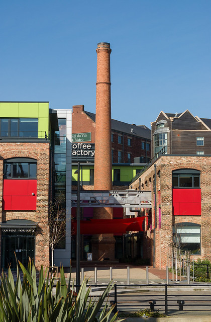 Toffee Factory Ouseburn