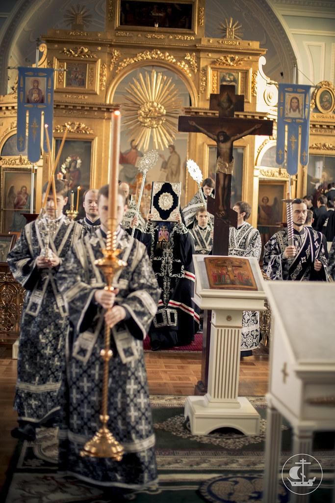 18 апреля 2014, Царские часы Великого Пятка / 18 April 2014, Royal Hours of the Good Friday