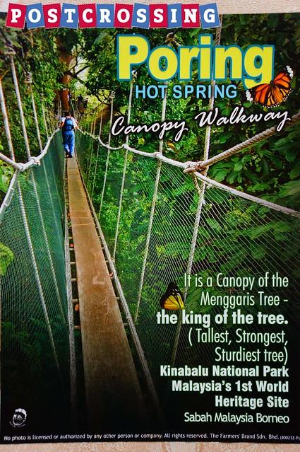 Sabah - Poring Hot Spring