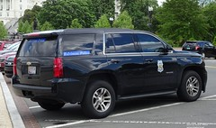 Baltimore MD Police - Chevrolet Tahoe (2)