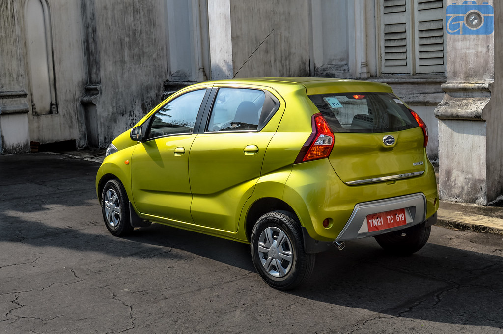 Datsun RediGo Drive Review 48