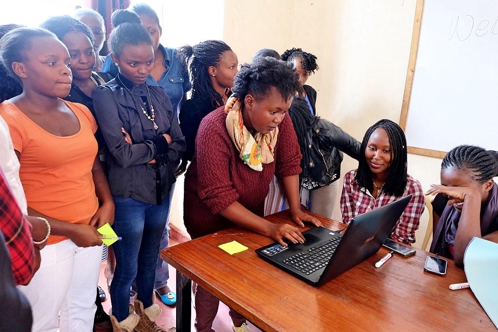 Mozilla Clubs in Nairobi