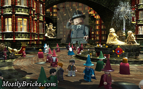 LEGO Harry Potter Years 5-7  - Mac Version | by Mostly Bricks