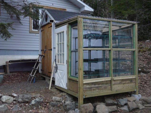 DIY Greenhouse PhD in Parenting PhD in Parenting – Greenhouse Garden Shed Plans