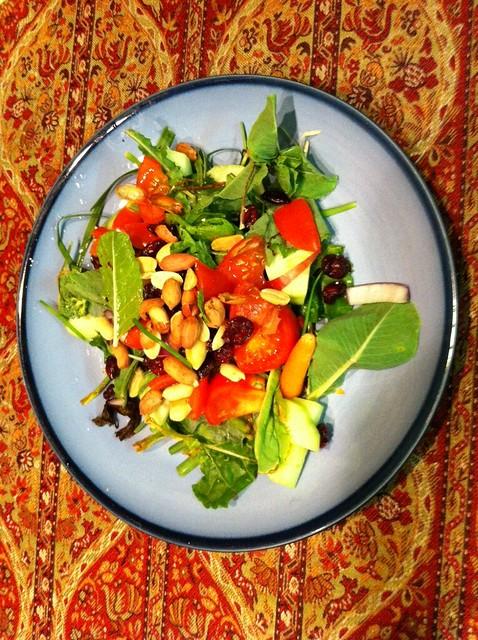 McRorie Community Garden Salad