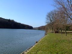 Az egyik Szajki-tó a strandról