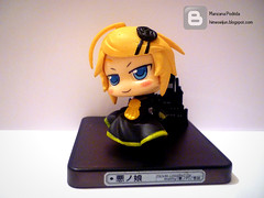 Figure VOCALOID Vignetteum Cute Mini Figure Rin Kagamine -Aku no Musume Ver-