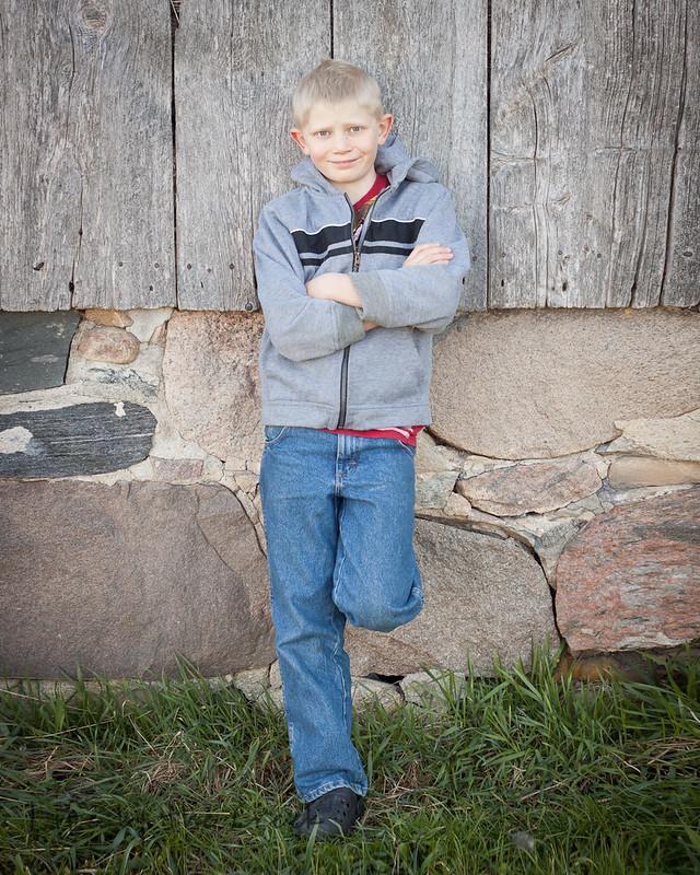 Ethan 11 years