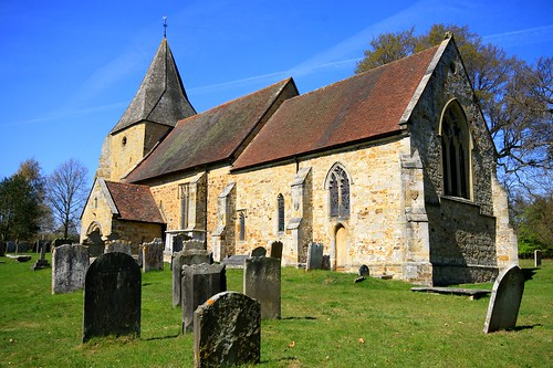 The Parish of St Peter Pembury Old Church
