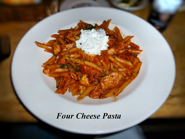 Four Cheese Pasta | Flickr - Photo Sharing!