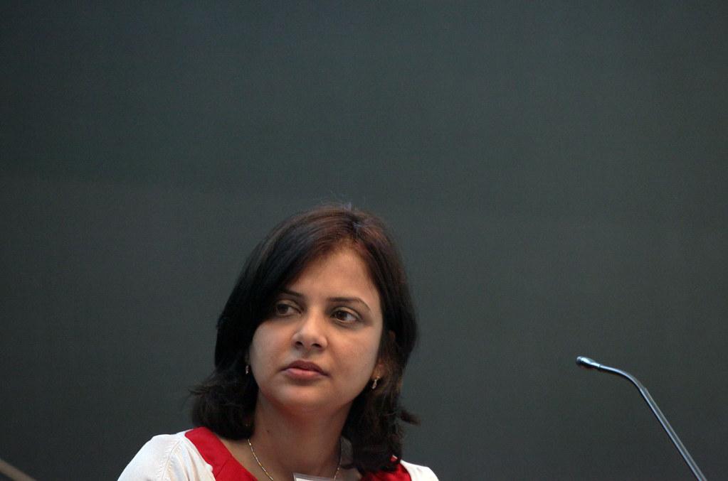 Panel participant Priti Parikh.