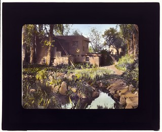 John Henry Fisher adobe, 765 West Highland Avenue, Redlands, California. (LOC)