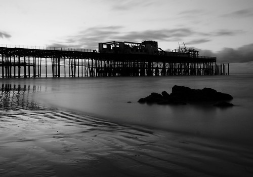 hastings pier(other side)