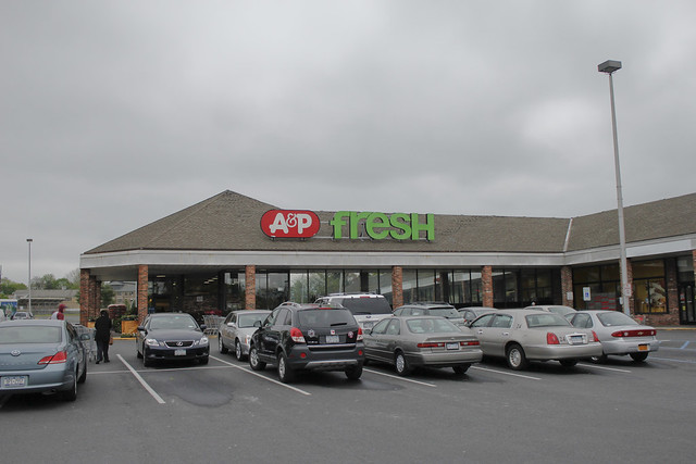 "A&P/Former ""The Food Emporium"" Rye Brook, NY"