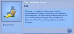 The Lemonade Baron