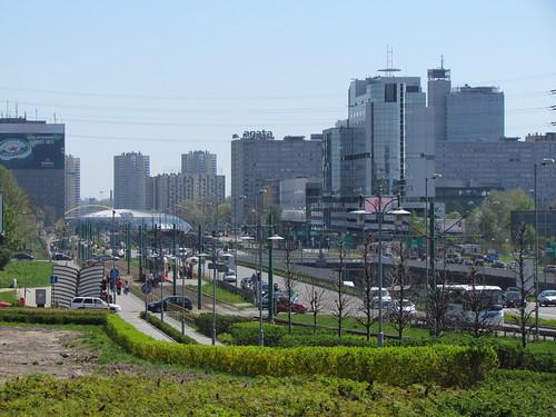 Entering Katowice