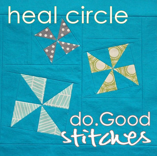 heal circle button