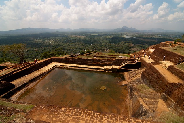 Sigiriya - Wonderful Place Untouched by Ancient Time