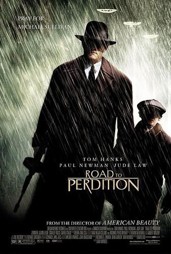 毁灭之路 Road to Perdition(2002)无水印海报