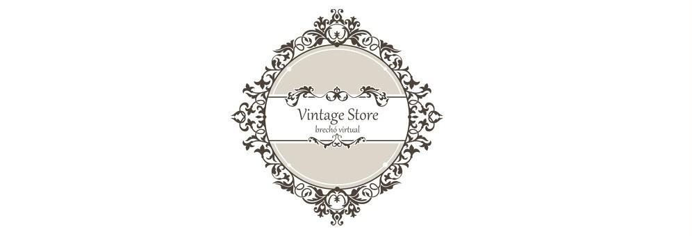 Vintage Store Brechó Virtual