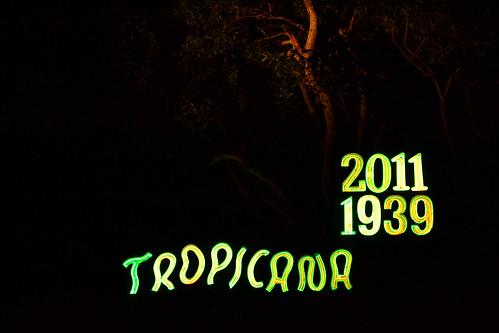 Tropicana 1939-2011