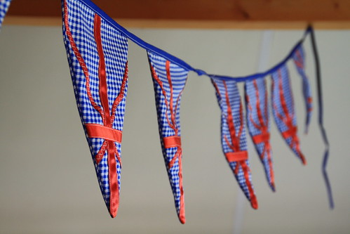 Union Jack garland - Great Britain by Sluuurp