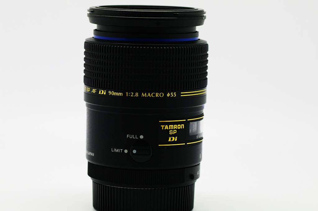 Tamron AF 90mm F2.8 SP Di MACRO (Model 272E)