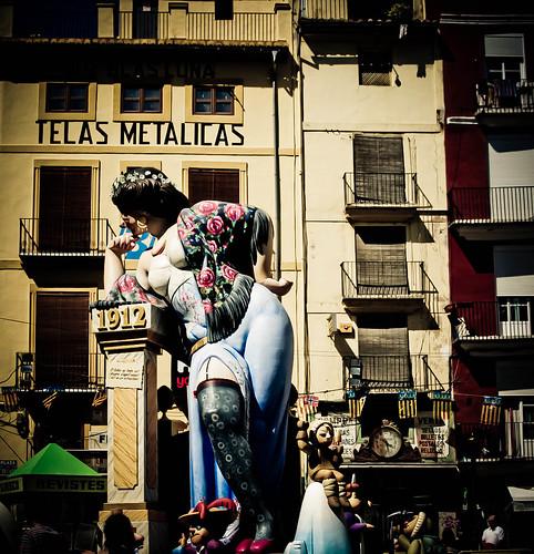 Les Fallas de Valencia by zabmocaled