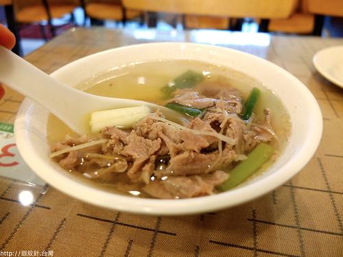 萬福號 赤肉湯