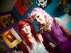 Tattoo Artists: Bonita & Holly Noir Bizarre -