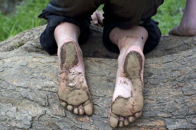 Dirty Feet