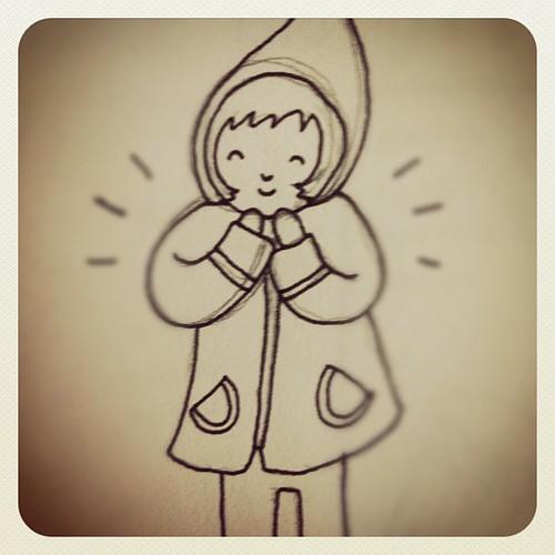 My favorite hoodie.