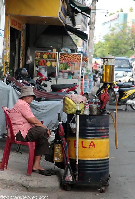 Phnom Penh Gas Station