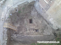 Thessaloniki temple after