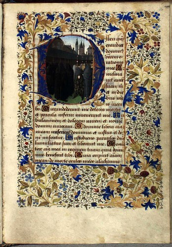 017-Book of Hours -GKS 1610 4º-Det Kongelige Bibliotek
