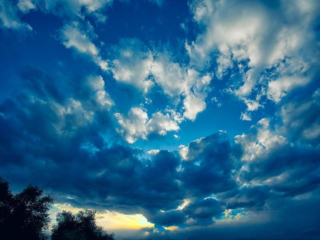 Il cielo su Beinette