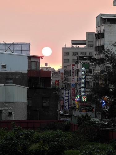 Hsinchu Sunset