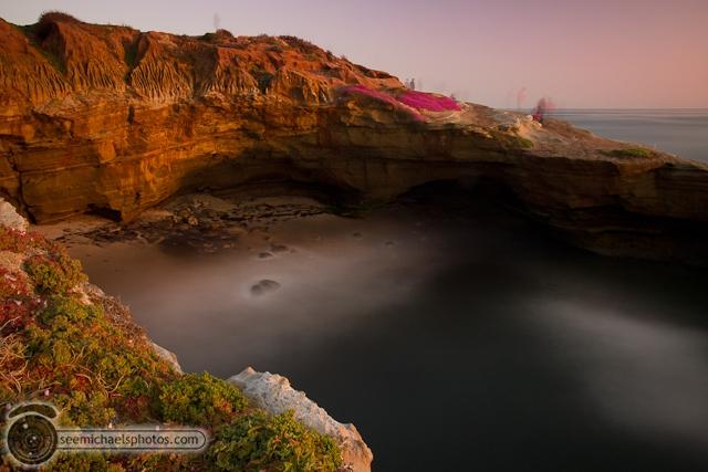 Sunset Cliffs at Sunset 42712 © Michael Klayman-001