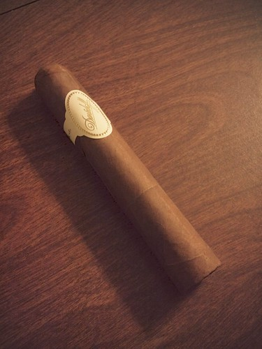 Tonight: the Davidoff Special R.